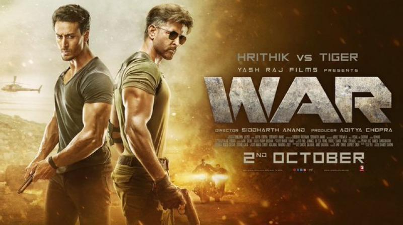 Action Thriller Movie WAR Will Use D-BOX Technology